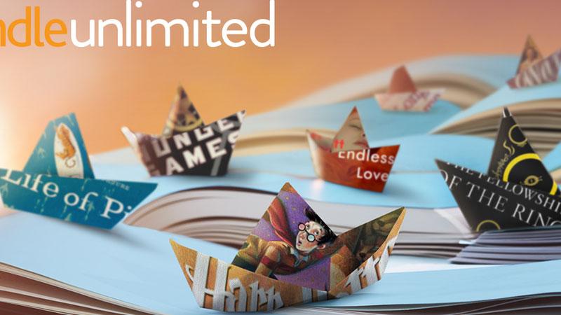 kindle unlimited no in francia