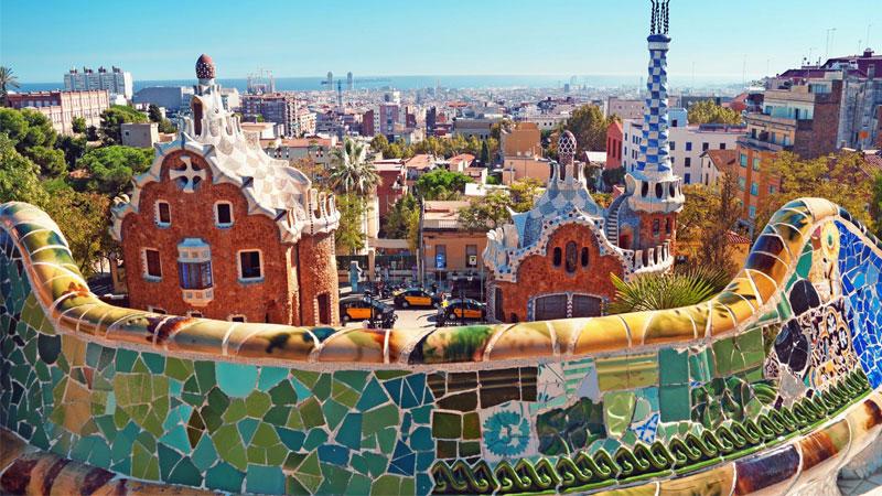 W la Espana e w Barcellona!
